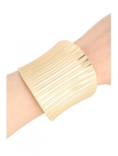 Stripy Cuff Bracelets For Women