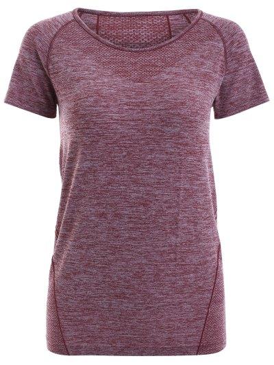 Short Sleeve Sport T Shirt