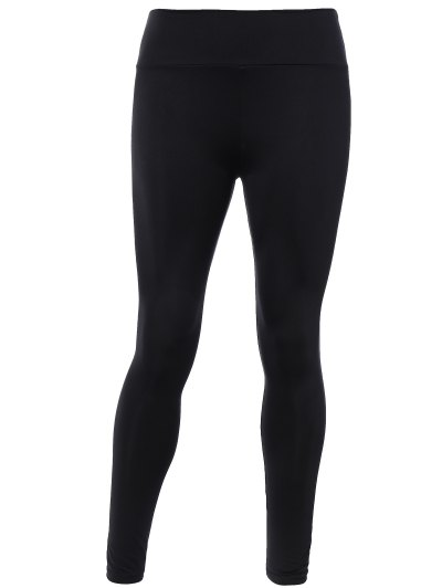 Stretched High Waisted Yoga Leggings