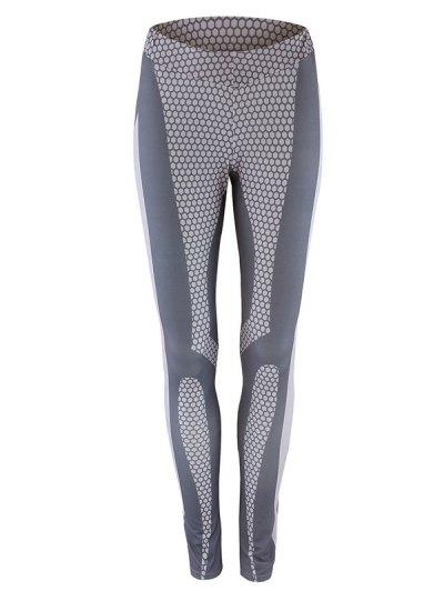 Polka Dot Bodycon Leggings