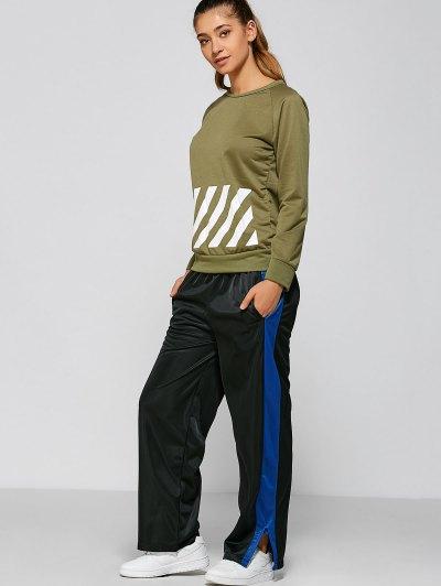 Color Block Furcal Gym Pants