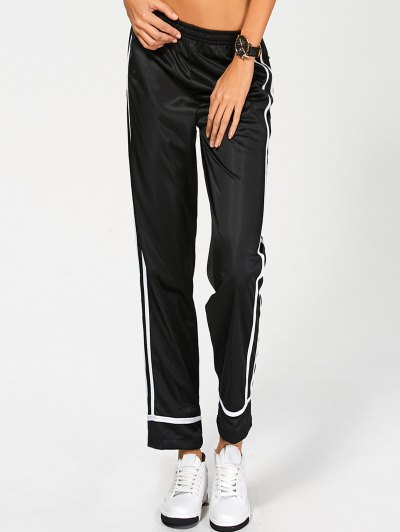 Active Striped Pants