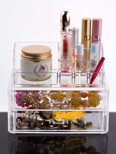 Draws Storage Makeup Organizer