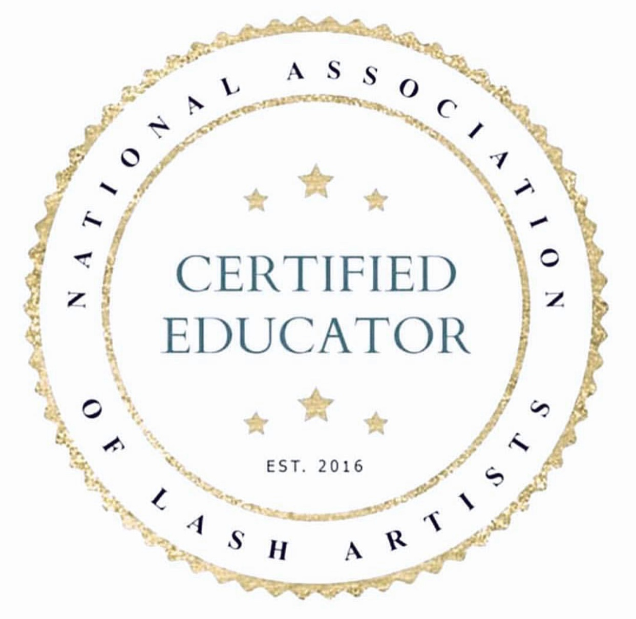 certified educator logo