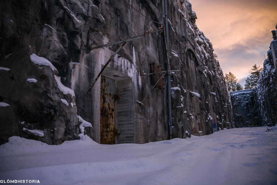 Bodens fästning - Mjösjöfortet