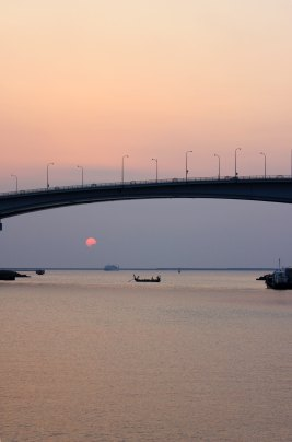 Naha - Tomari port