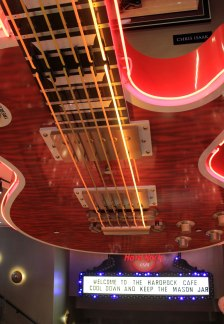 Times Square - Hard Rock Café