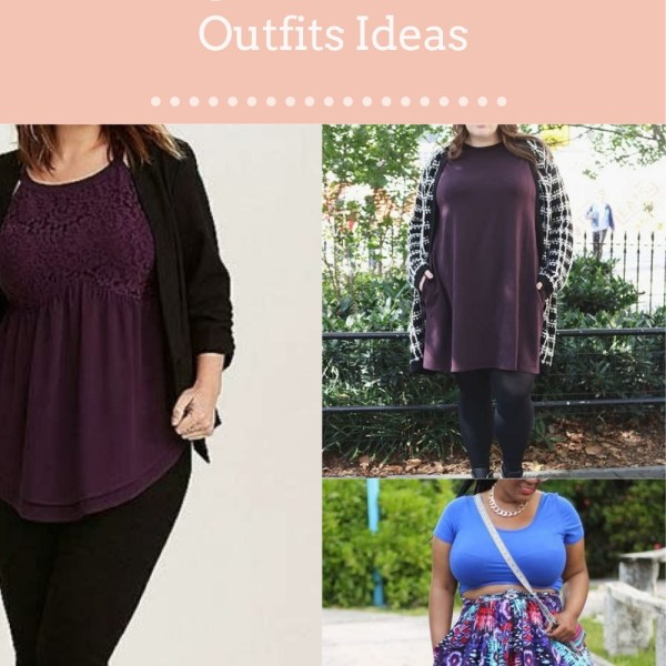 20+ Stylish Plus Size Fall Outfits Ideas