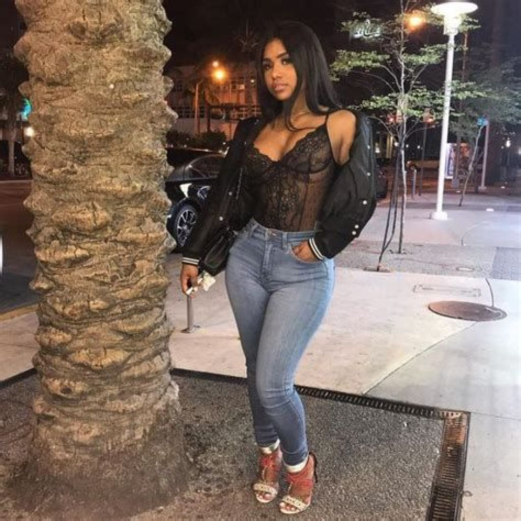 Amazing Fall Outfits Ideas For Black Girl 02
