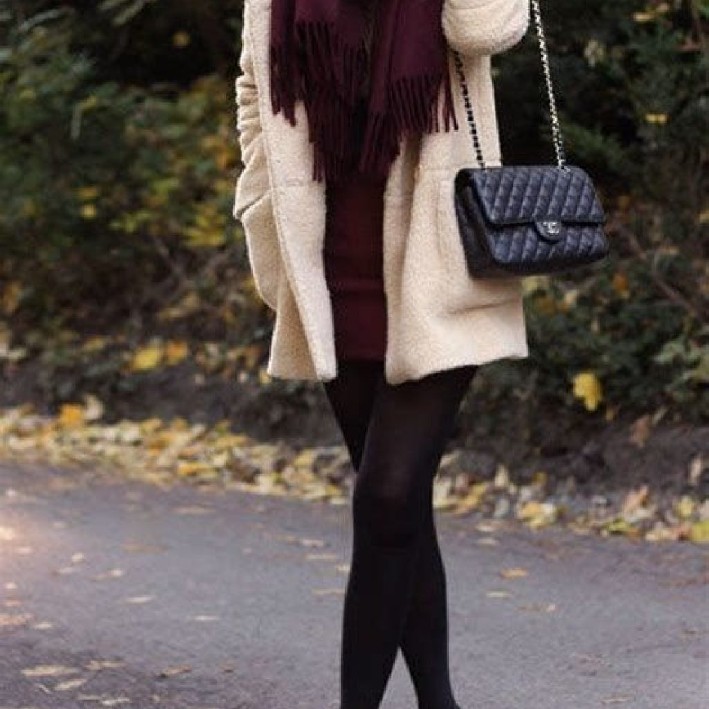 Amazing Fall Outfits Ideas For Black Girl 04