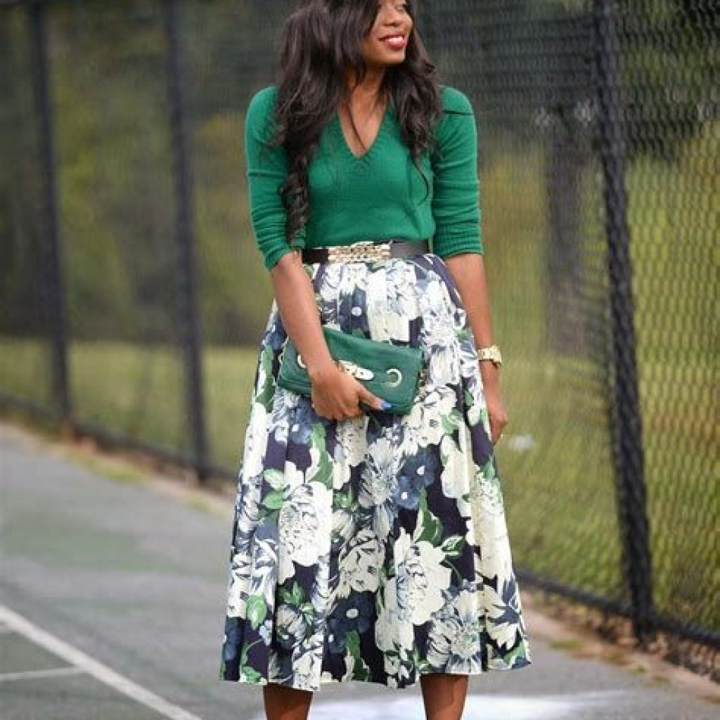 Amazing Fall Outfits Ideas For Black Girl 18