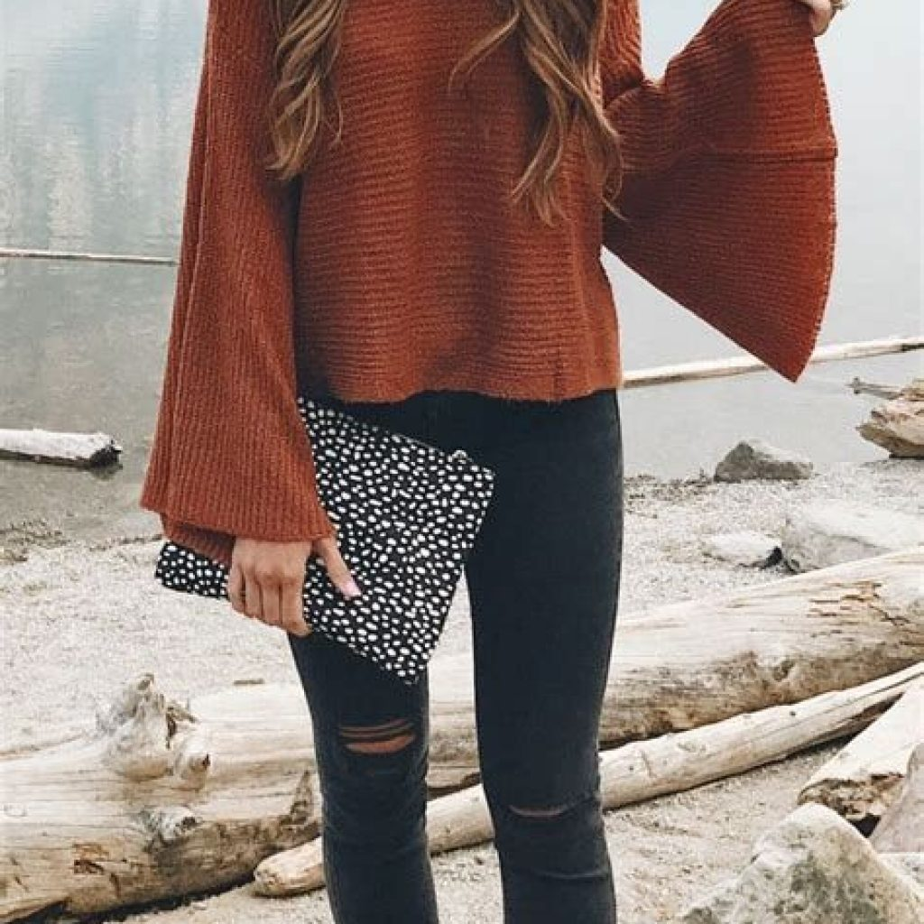 Amazing Fall Outfits Ideas For Black Girl 21