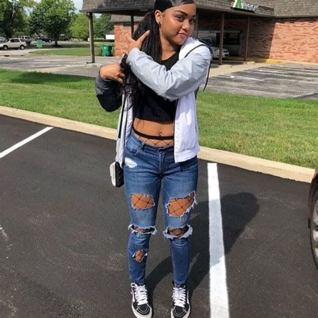 Amazing Fall Outfits Ideas For Black Girl 22