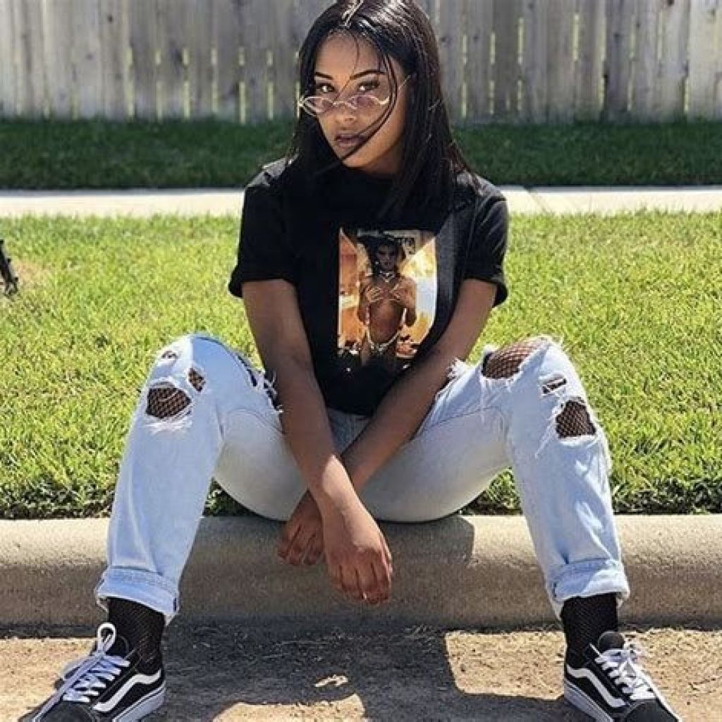 Amazing Fall Outfits Ideas For Black Girl 25