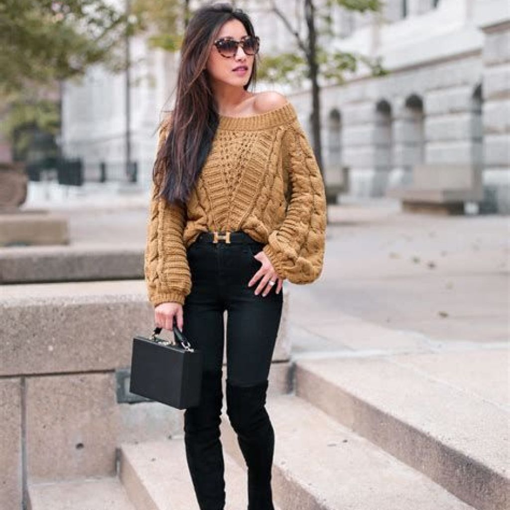 Amazing Fall Outfits Ideas For Black Girl 27