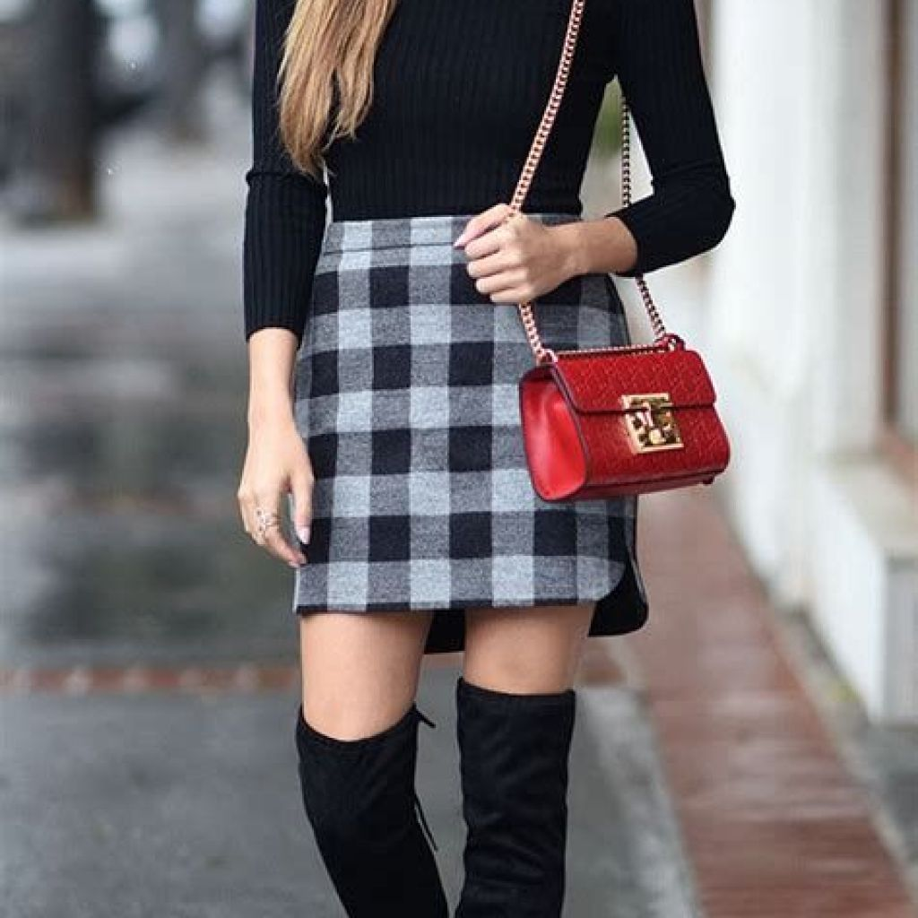 Amazing Fall Outfits Ideas For Black Girl 29