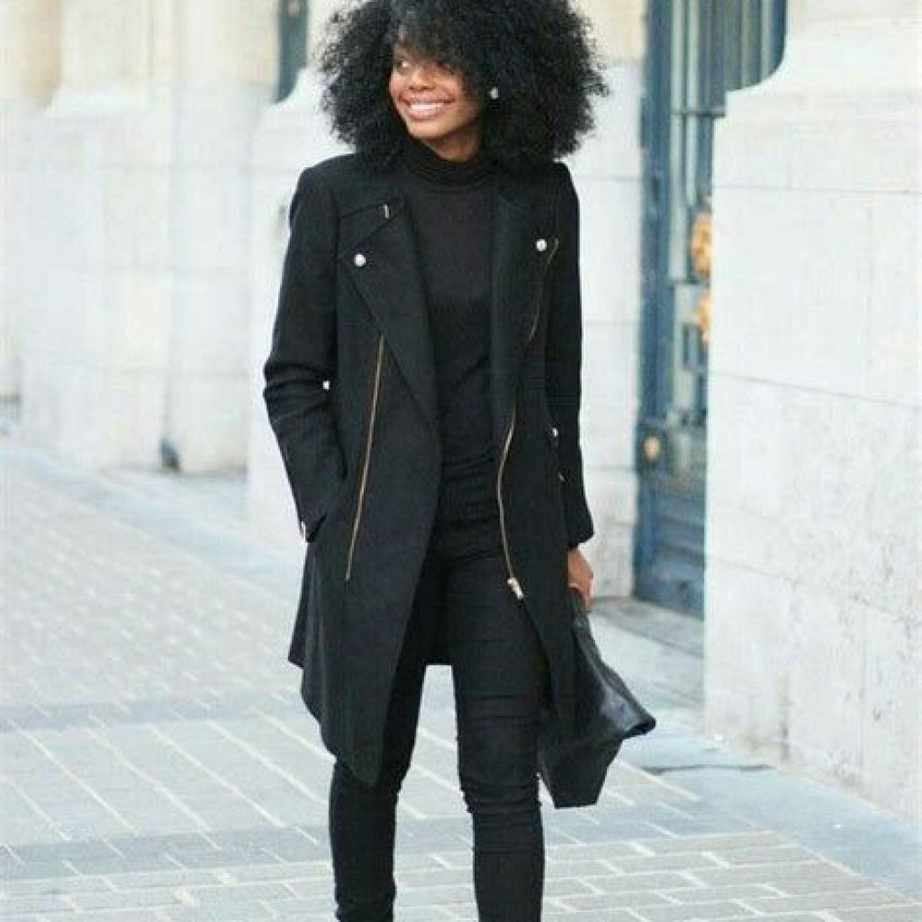 Amazing Fall Outfits Ideas For Black Girl 32