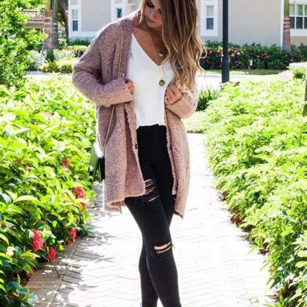Casual Fall Outfits Ideas You Will Love 11