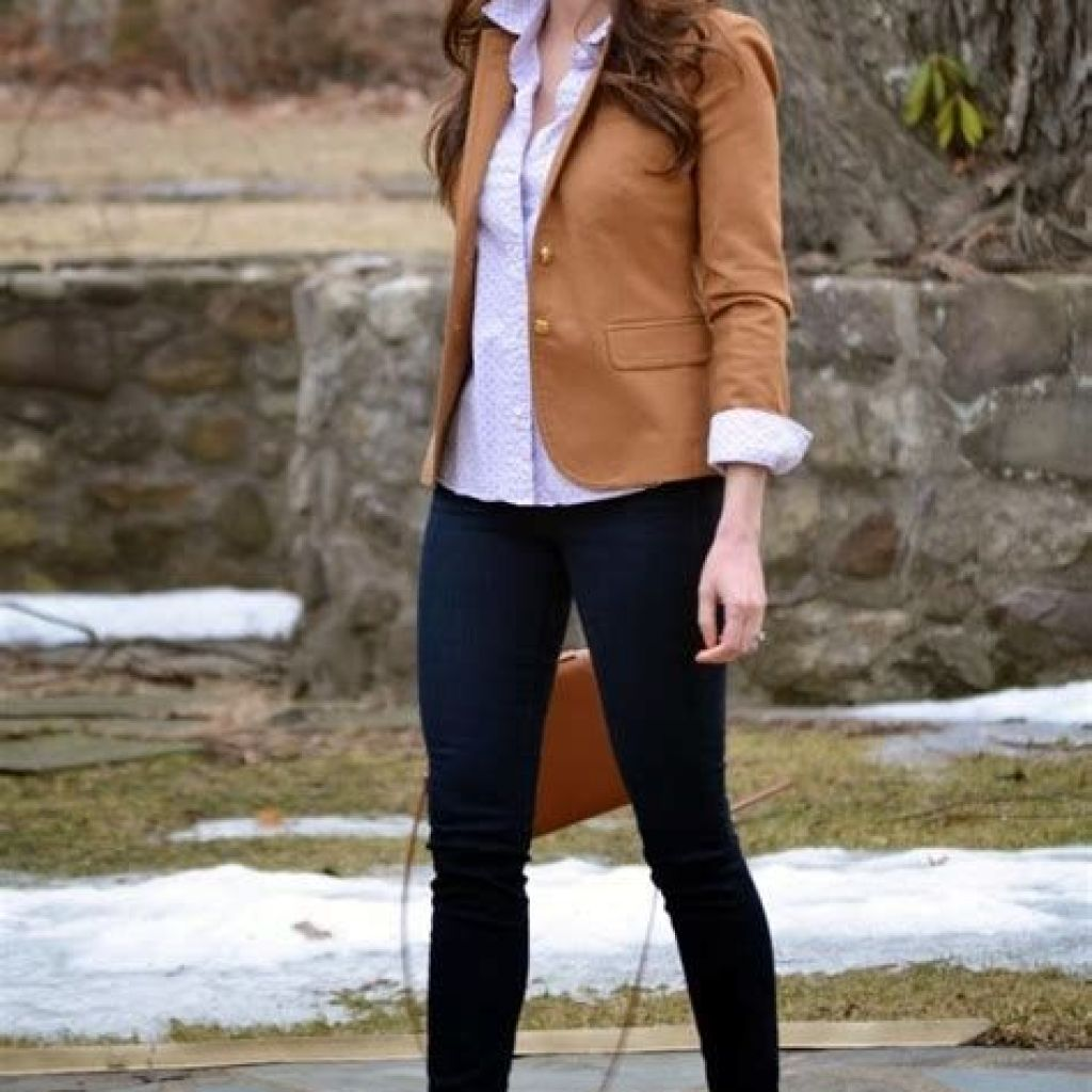 Casual Fall Outfits Ideas You Will Love 33