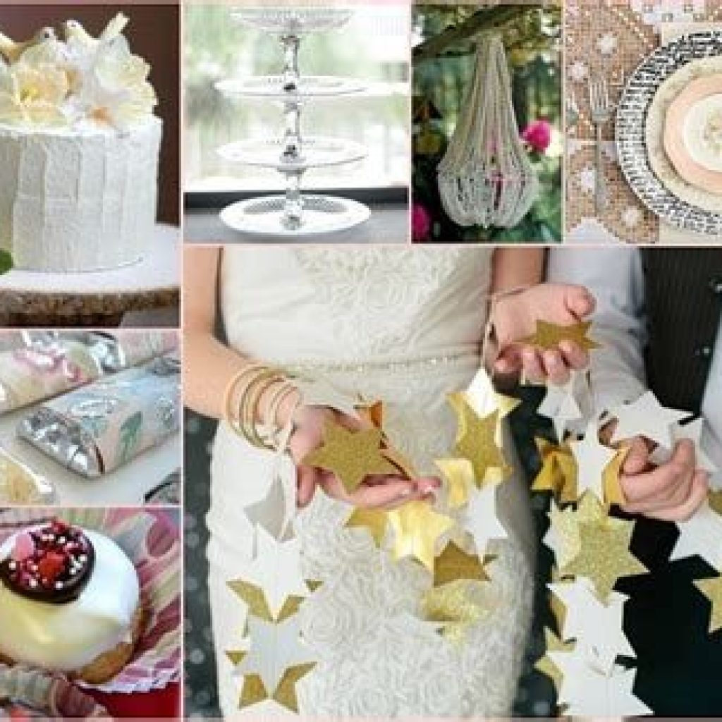 Creative DIY Wedding Decoration Ideas 26