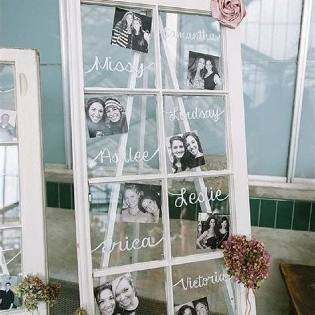 Creative DIY Wedding Decoration Ideas 42