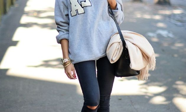 Cute And Trendy Fall Outfits Ideas 24