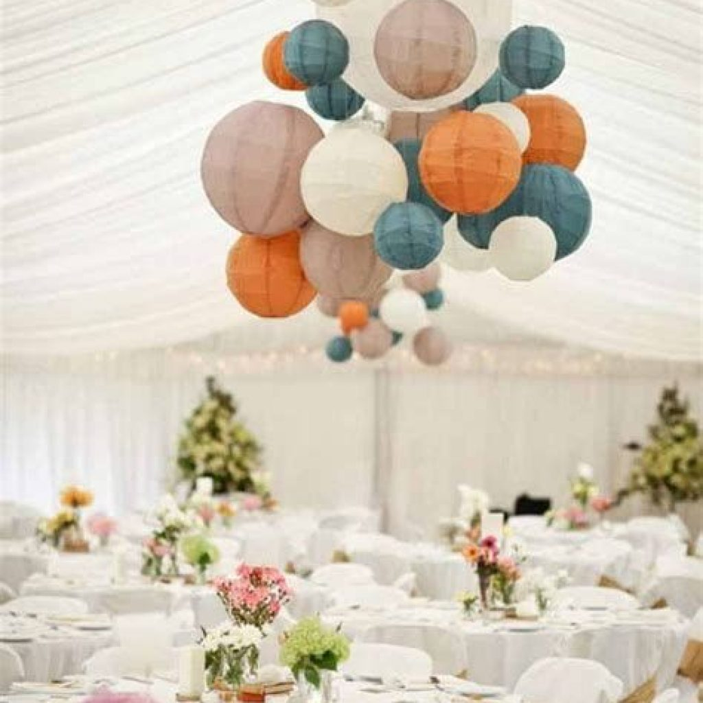 Perfect Country Wedding Decoration Ideas 14
