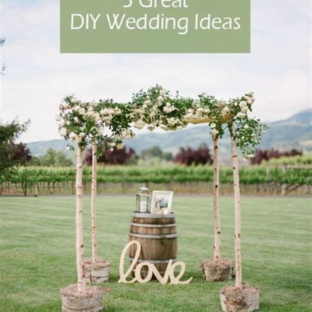 Perfect Country Wedding Decoration Ideas 34
