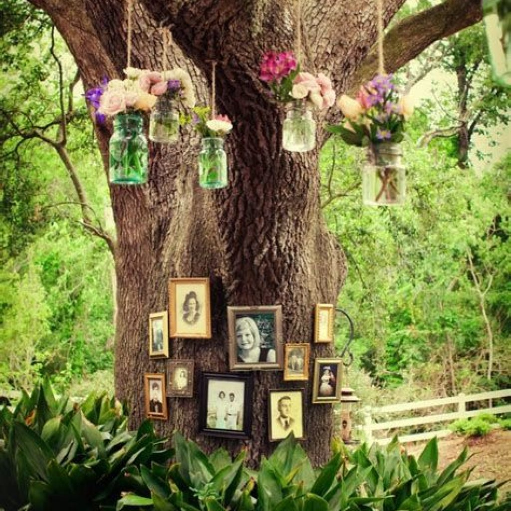 Perfect Country Wedding Decoration Ideas 44
