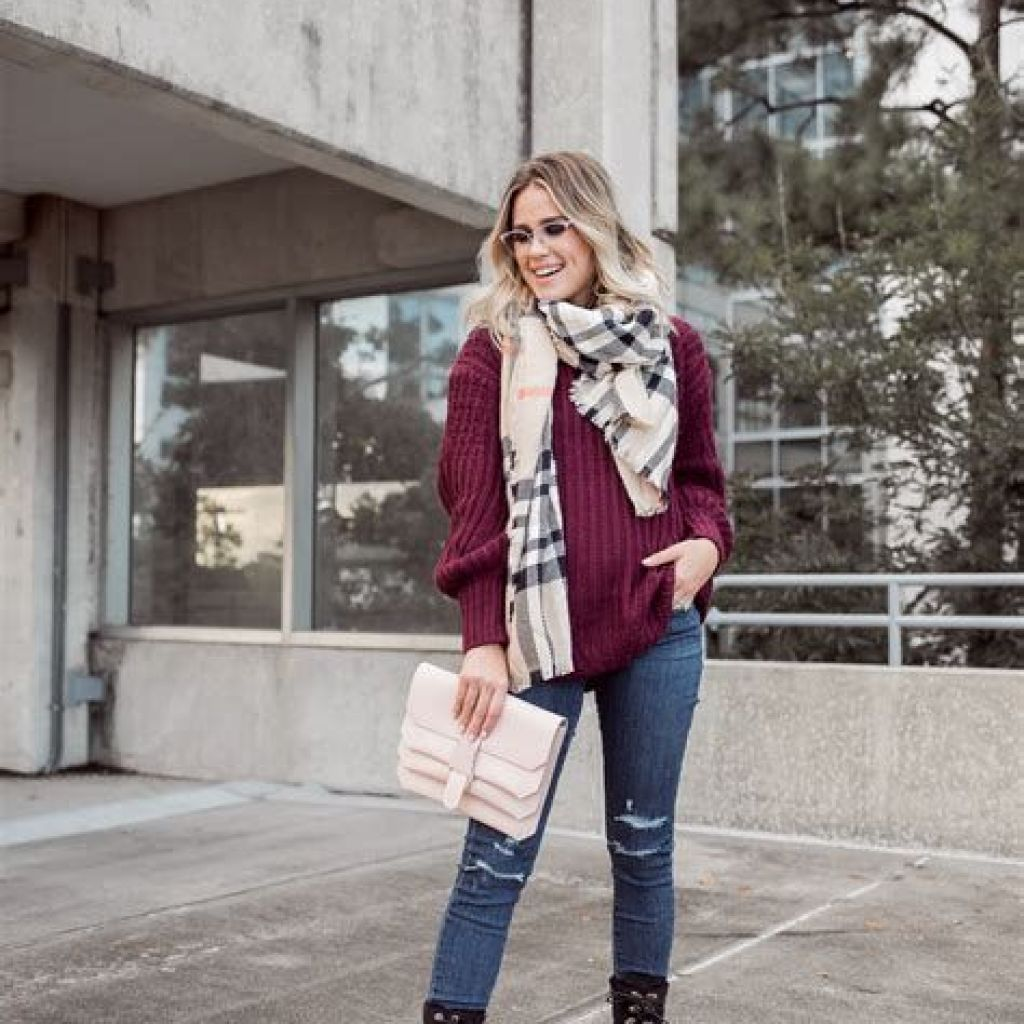 Simple And Comfy Fall Outfits Ideas 06