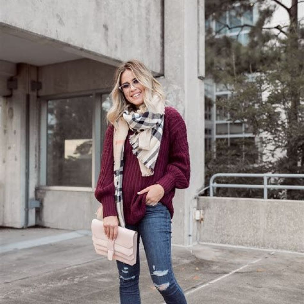 Simple And Comfy Fall Outfits Ideas 09
