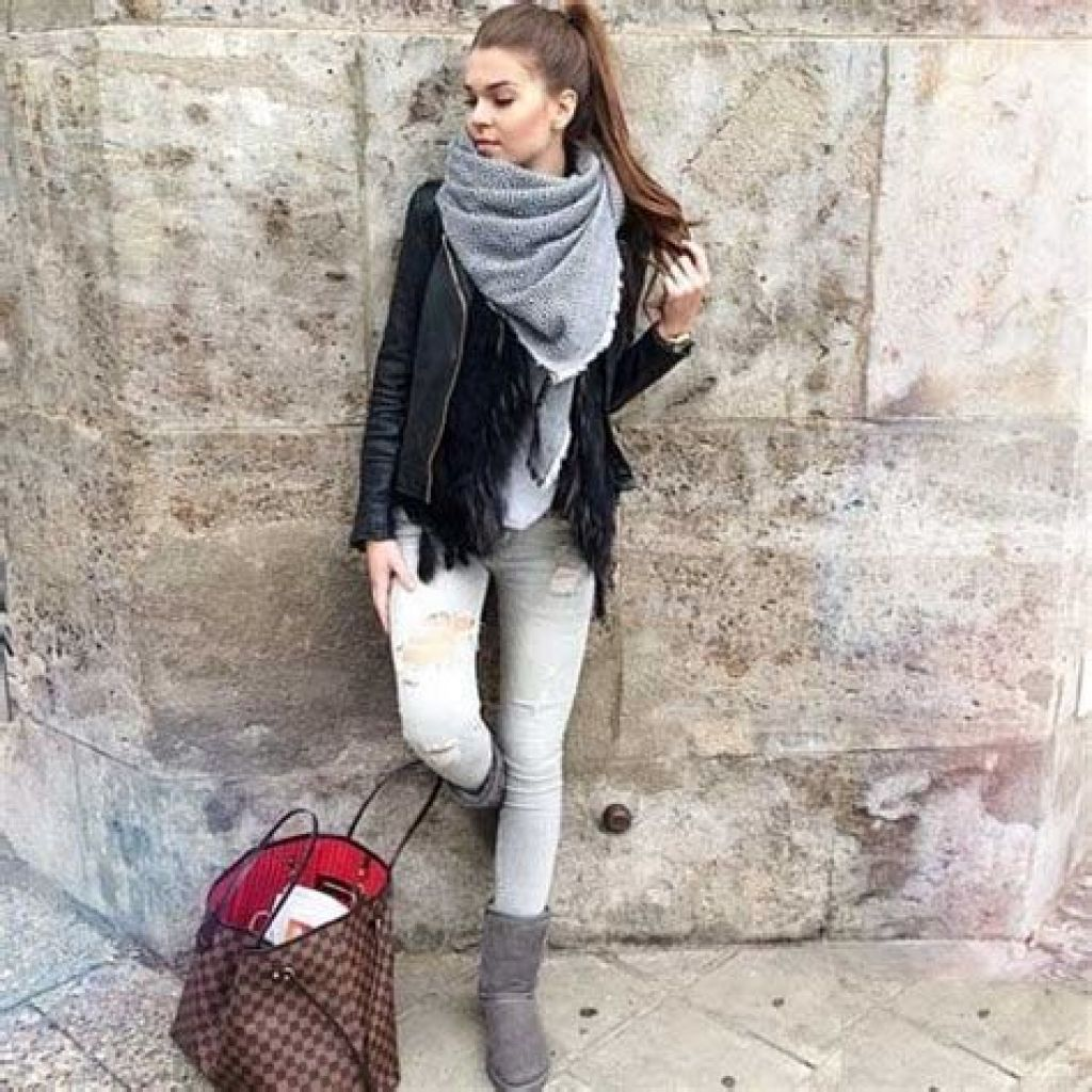 Simple And Comfy Fall Outfits Ideas 13