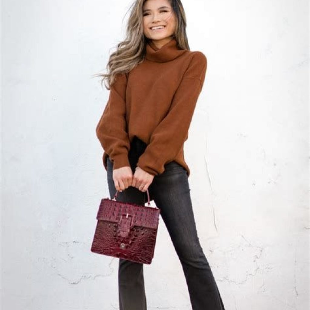 Simple And Comfy Fall Outfits Ideas 34