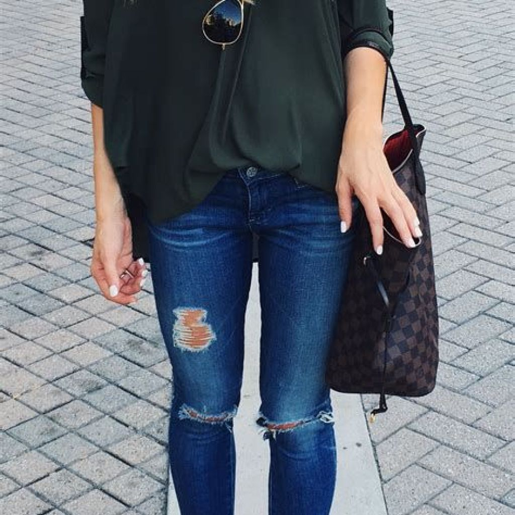 Simple And Comfy Fall Outfits Ideas 35