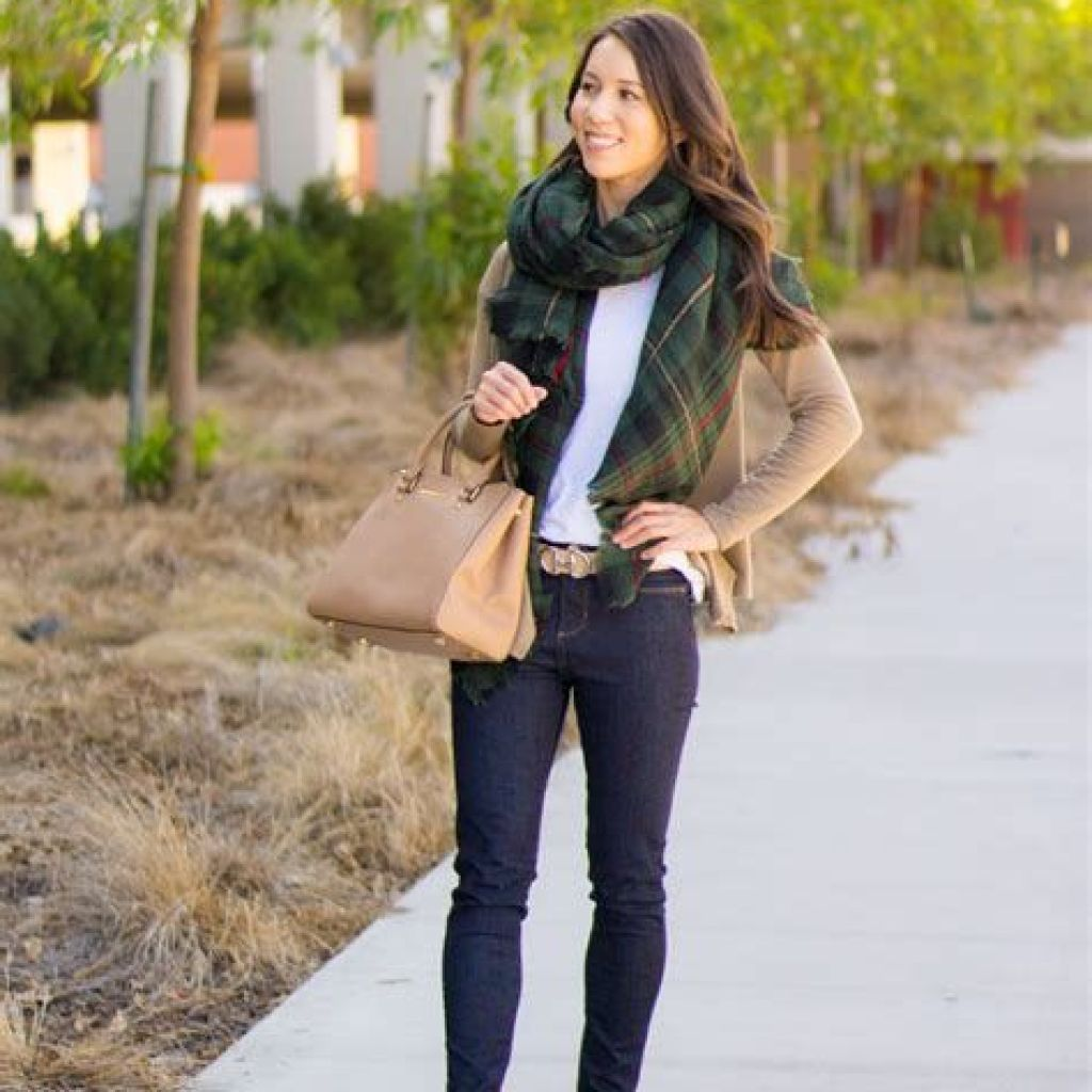 Simple And Comfy Fall Outfits Ideas 36