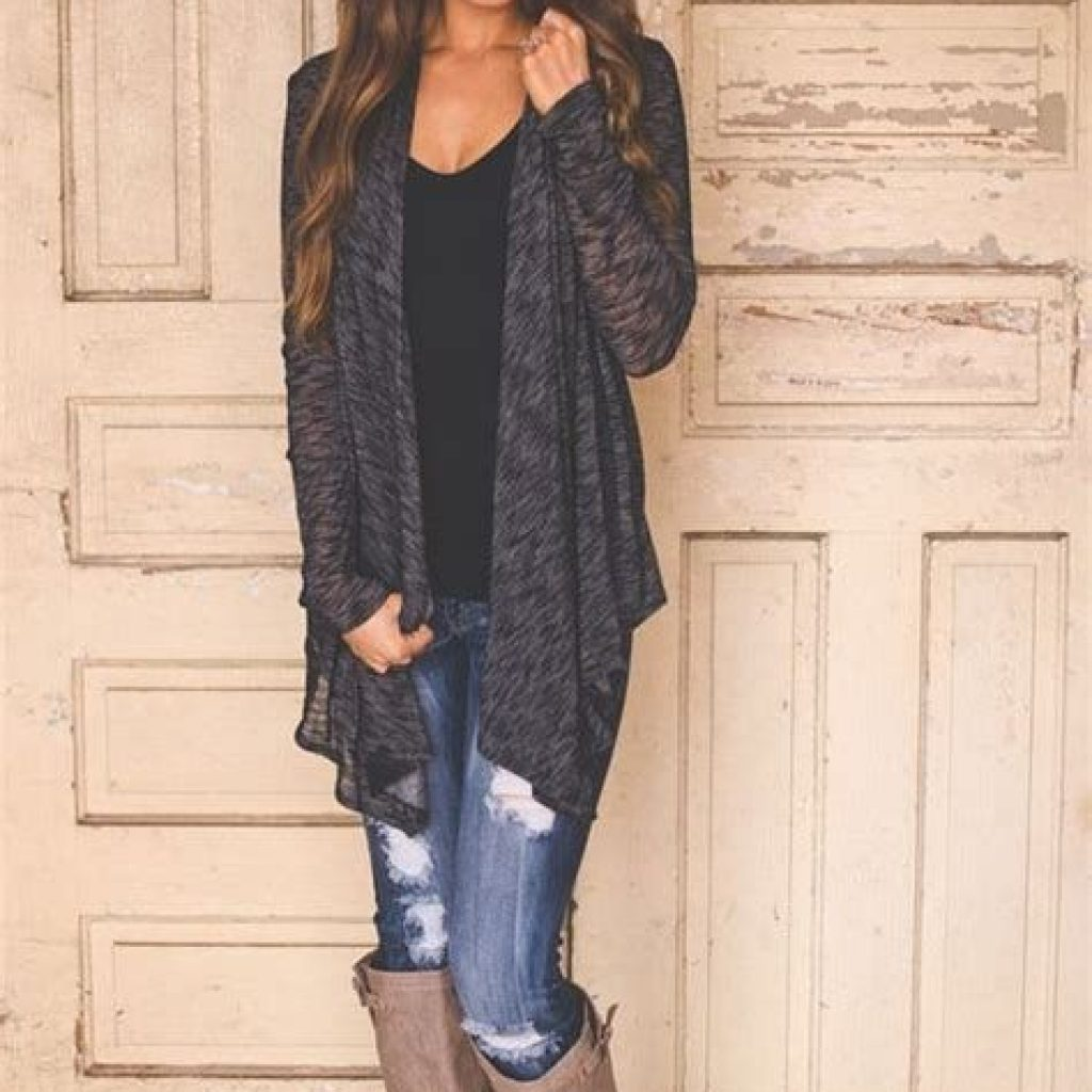 Simple And Comfy Fall Outfits Ideas 41