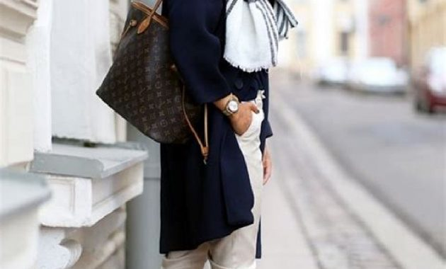 Stunning Fall Outfits Ideas With Scarves 40