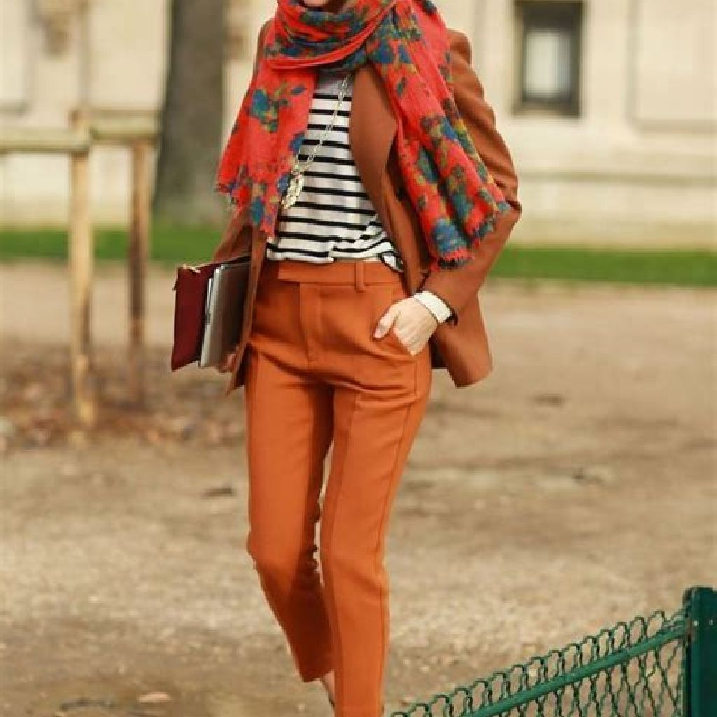 Stunning Fall Street Style Outfits Ideas For Women To Upgrade Your Look 30