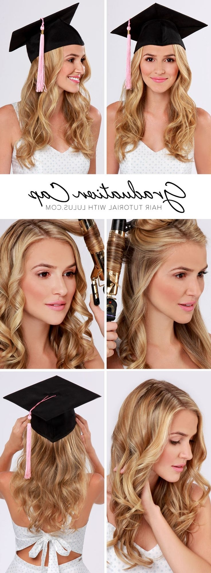 10 Cute And Simple Hair Style Ideas For Graduation Project Hairstyles For Medium Length Hair For Graduation