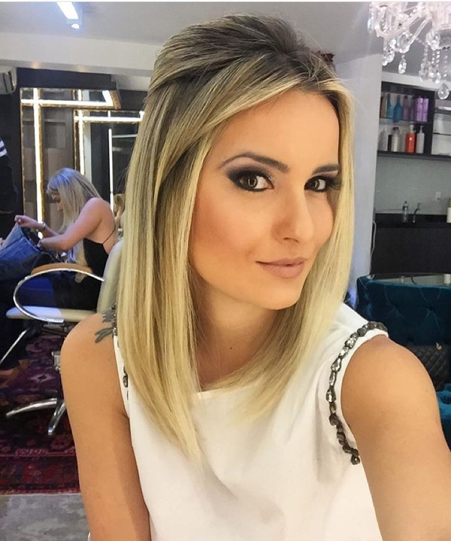 10 Cute Medium Hairstyles With Gorgeous Color Twists Fashionable Hairstyles For Medium Length Hair