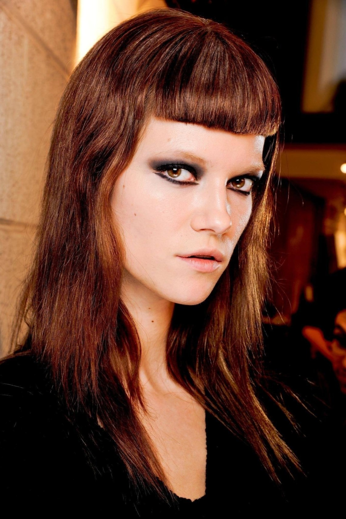 10 Modern Goth Hairstyles To Fit Your Edgy Personality In Medium Goth Hairstyles