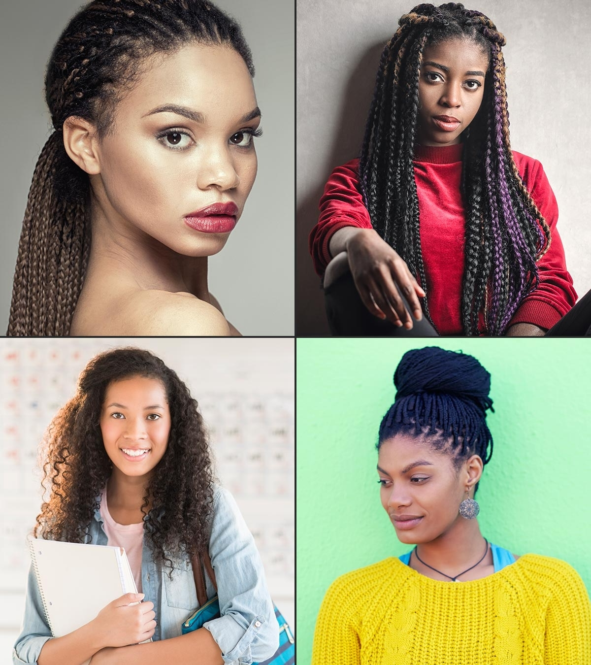 15 Cute Hairstyles For Black Teenage Girls 40+ Amazing Hairstyles For Black Teenage Girl With Medium Hair