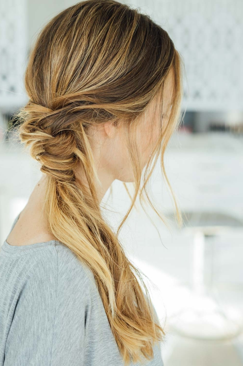 16 Easy Hairstyles For Hot Summer Days | The Everygirl Cute Summer Hairstyles For Medium Hair