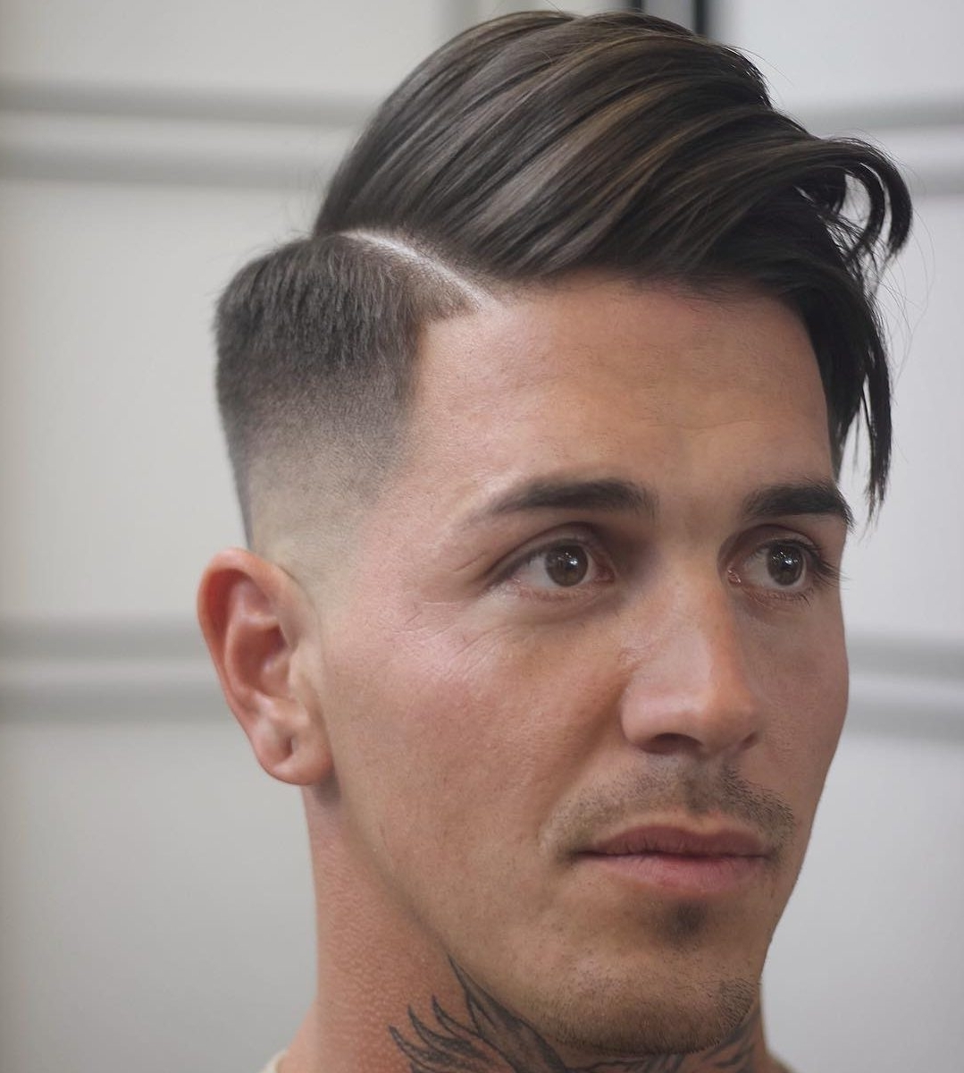 19 Medium Hairstyles For Men (Cool 2020 Styles) Latest Medium Hairstyles For Men