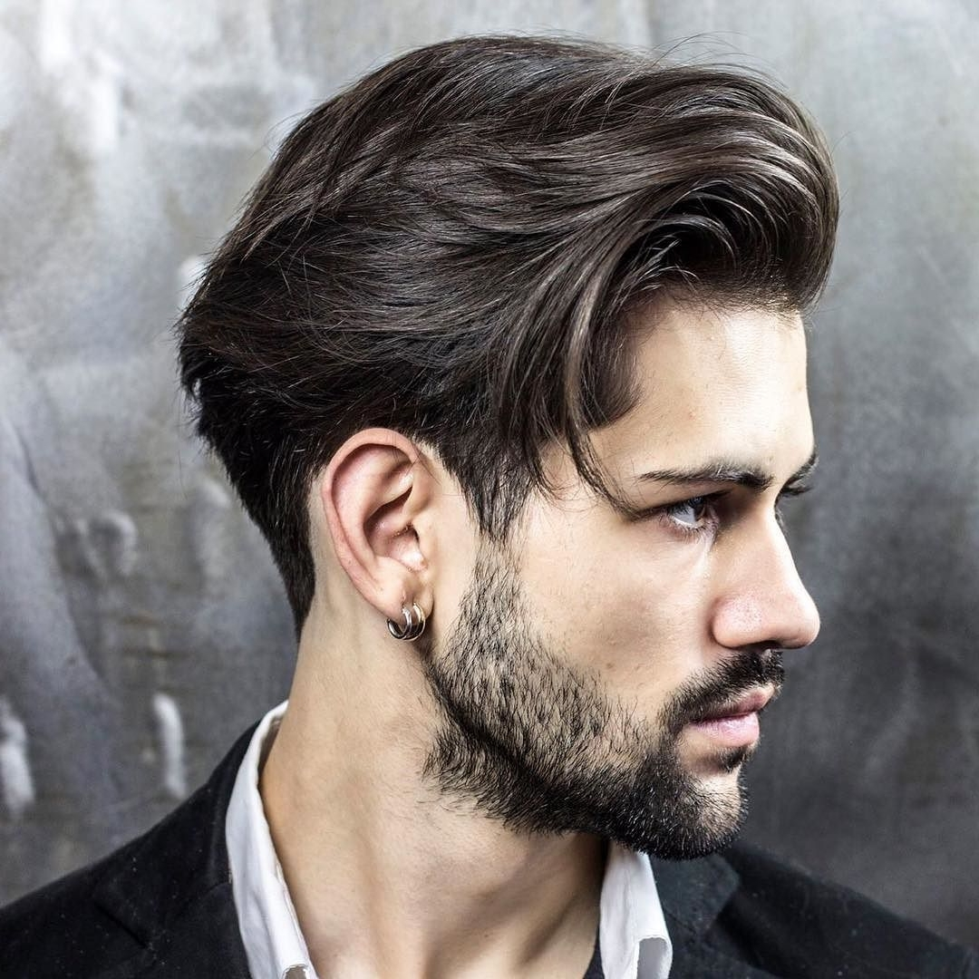 20 Classic Men'S Hairstyles With A Modern Twist For 2020 20+ Adorable Classic Medium Hairstyles For Men