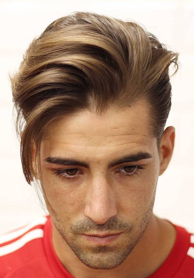 20 Hairstyles For Men With Thin Hair (Add More Volume) Medium Length Mens Hairstyles For Thin Hair