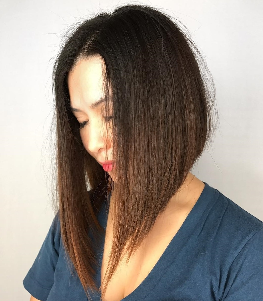 20 Must See Bob Haircuts For Fine Hair To Try In 2020 20+ Amazing Medium Length Bob Hairstyles For Fine Black Hair
