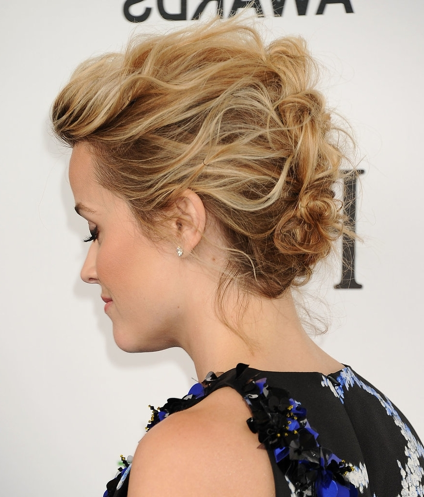 22 Gorgeous Mother Of The Bride Hairstyles Hairstyles For Mother Of The Bride Medium Hair