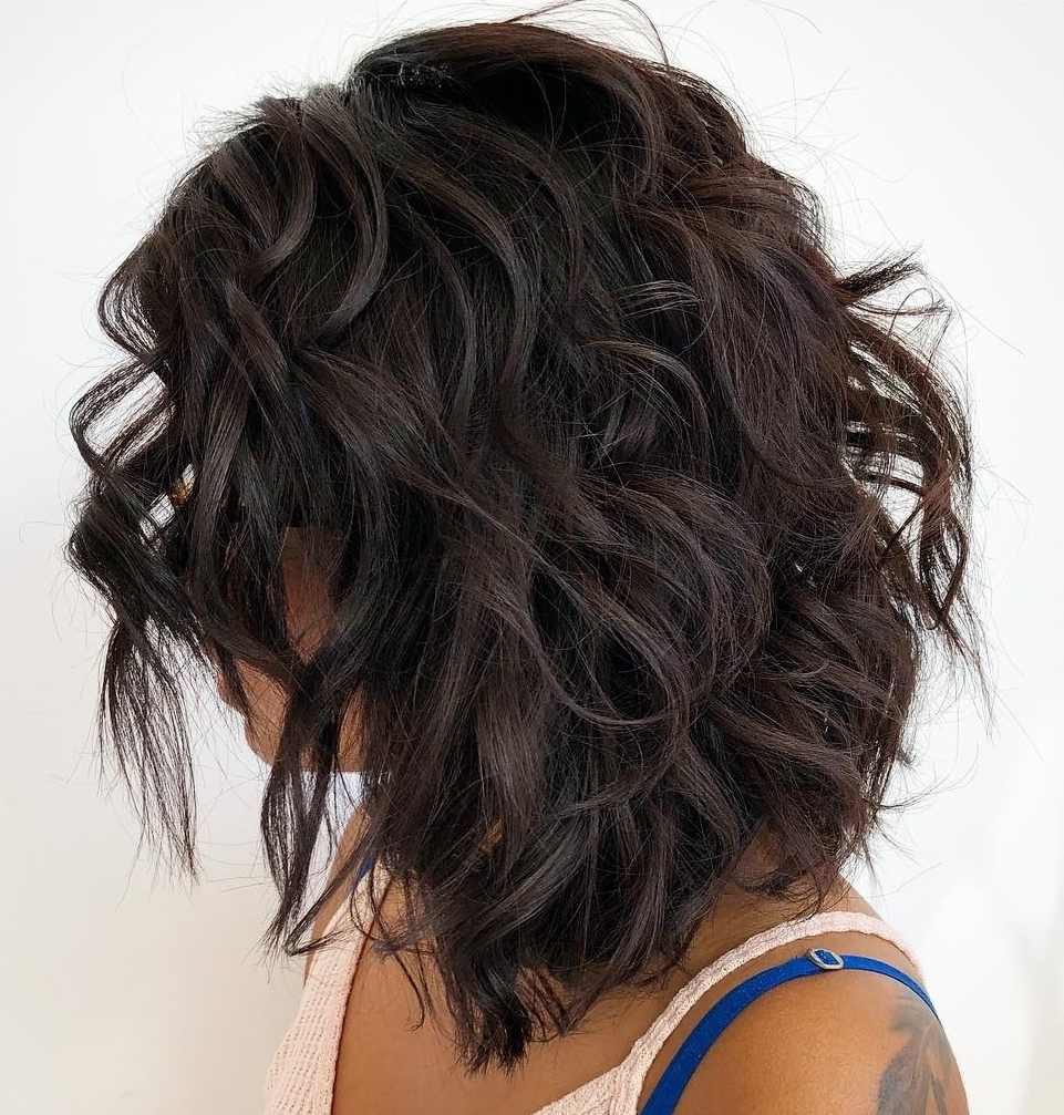 25 Must Try Medium Length Layered Haircuts For 2020 10+ Adorable Medium Length Layered Textured Hairstyles