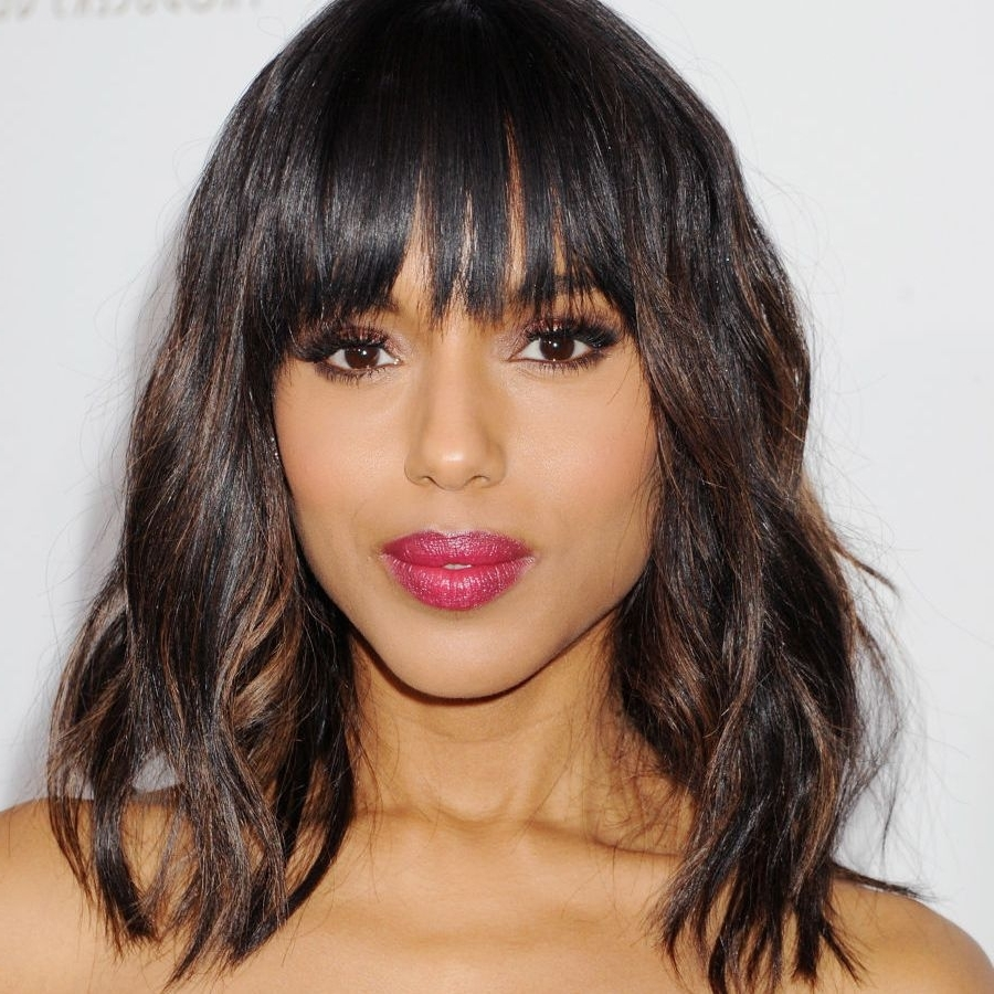 28 Short Hair With Bangs Hairstyles To Try Short And Medium Hairstyles With Bangs